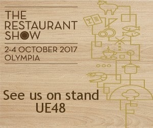 The Restaurant Show 2017